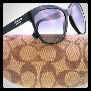 COACH 'Samantha' Sunglasses